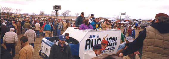 Jim's Auction Service, Montrose Colorado and Western Slope